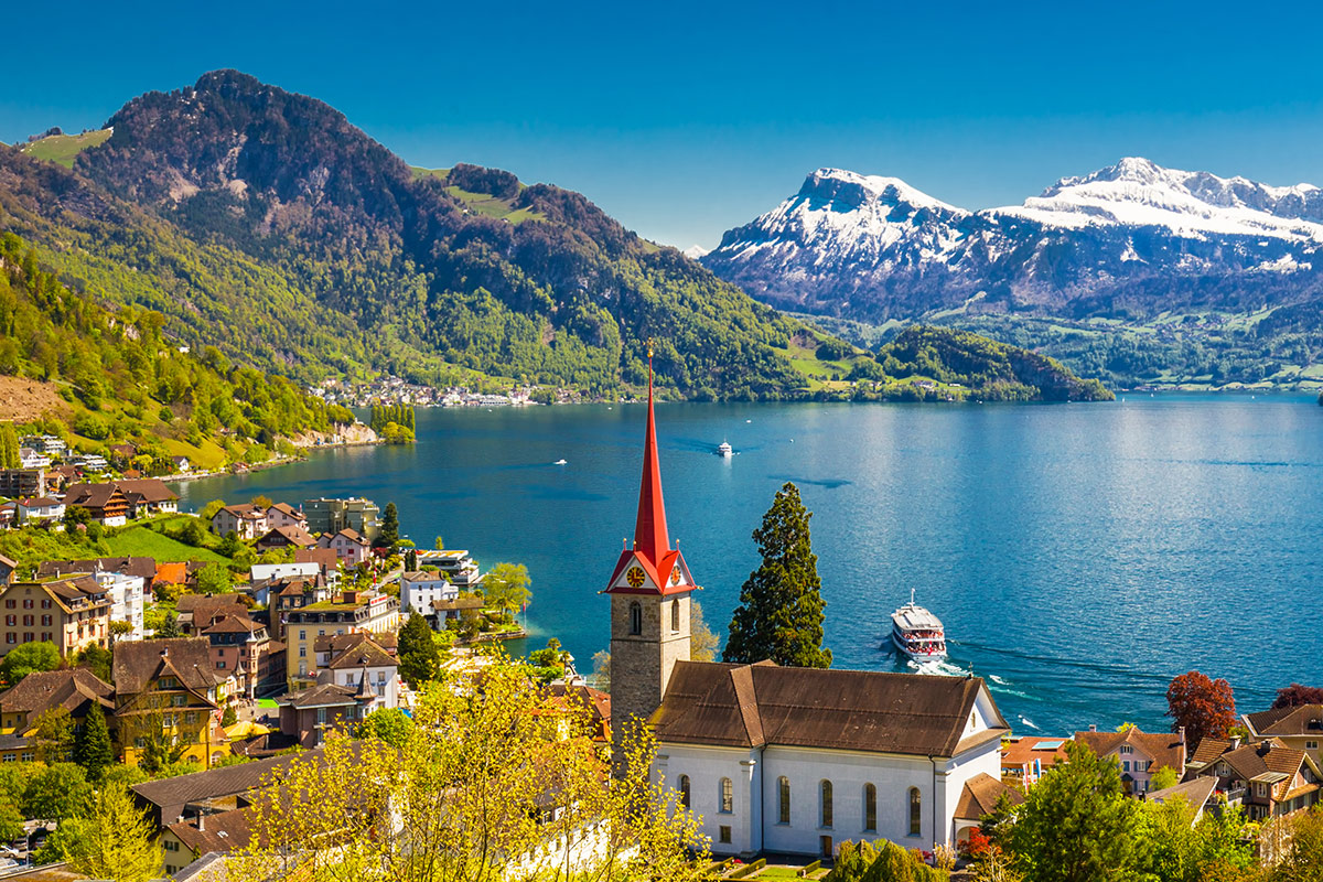 11 day Iconic Switzerland tour with Emirates flights