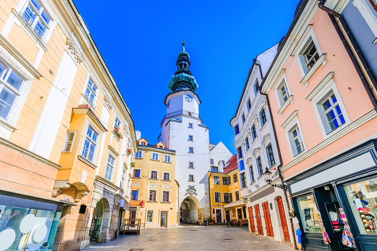 13 day Imperial Europe tour with Emirates flights