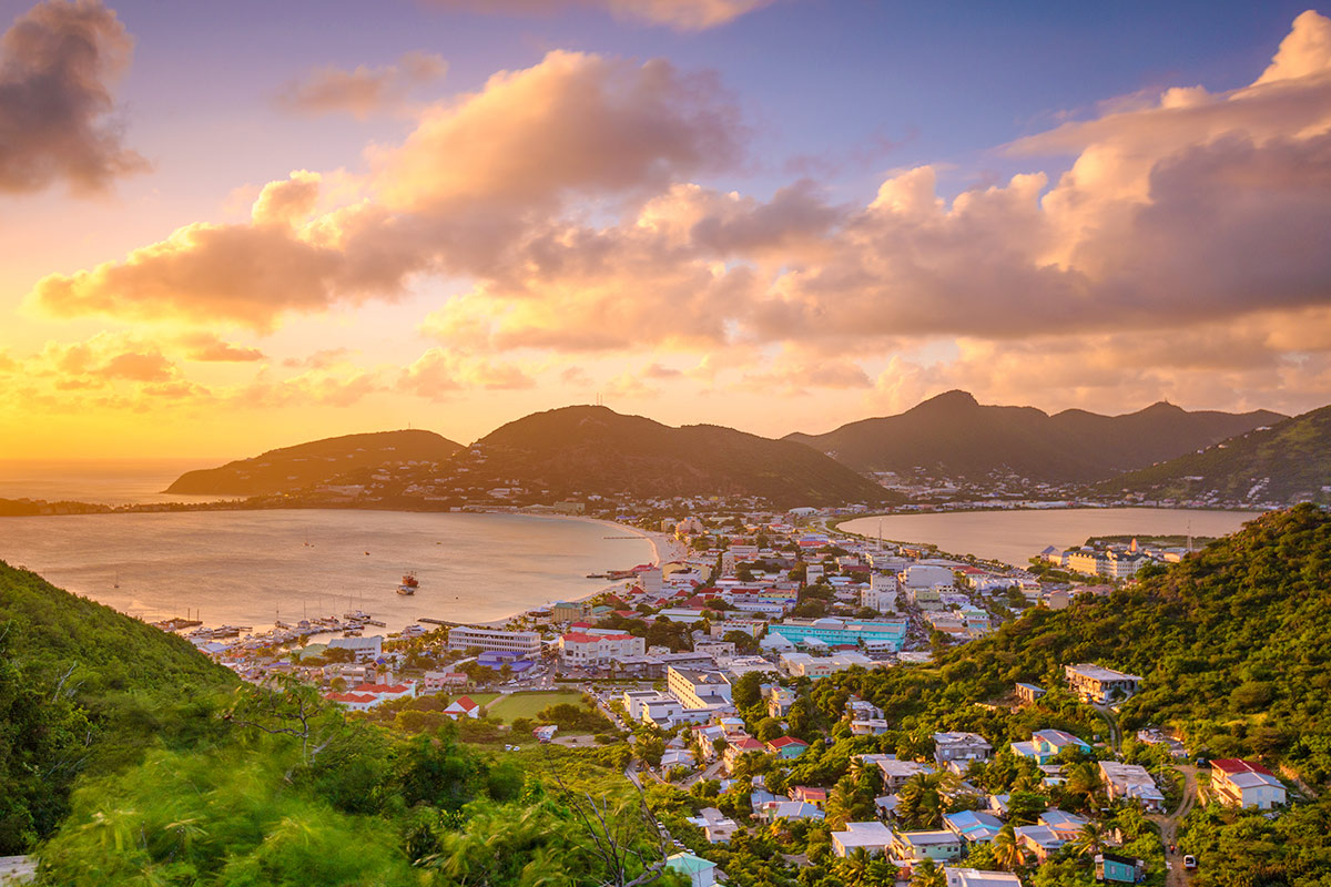 15 day Caribbean cruise with New York stopover and flights