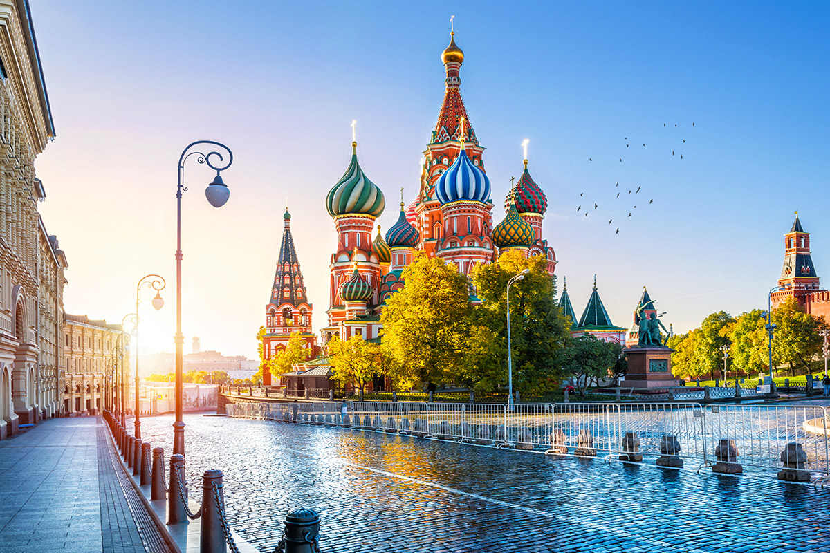 13 day Russian River cruise with Emirates flights
