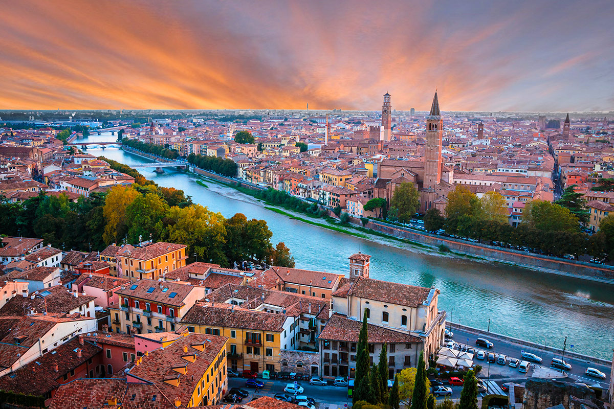 12 day Simply Italy tour