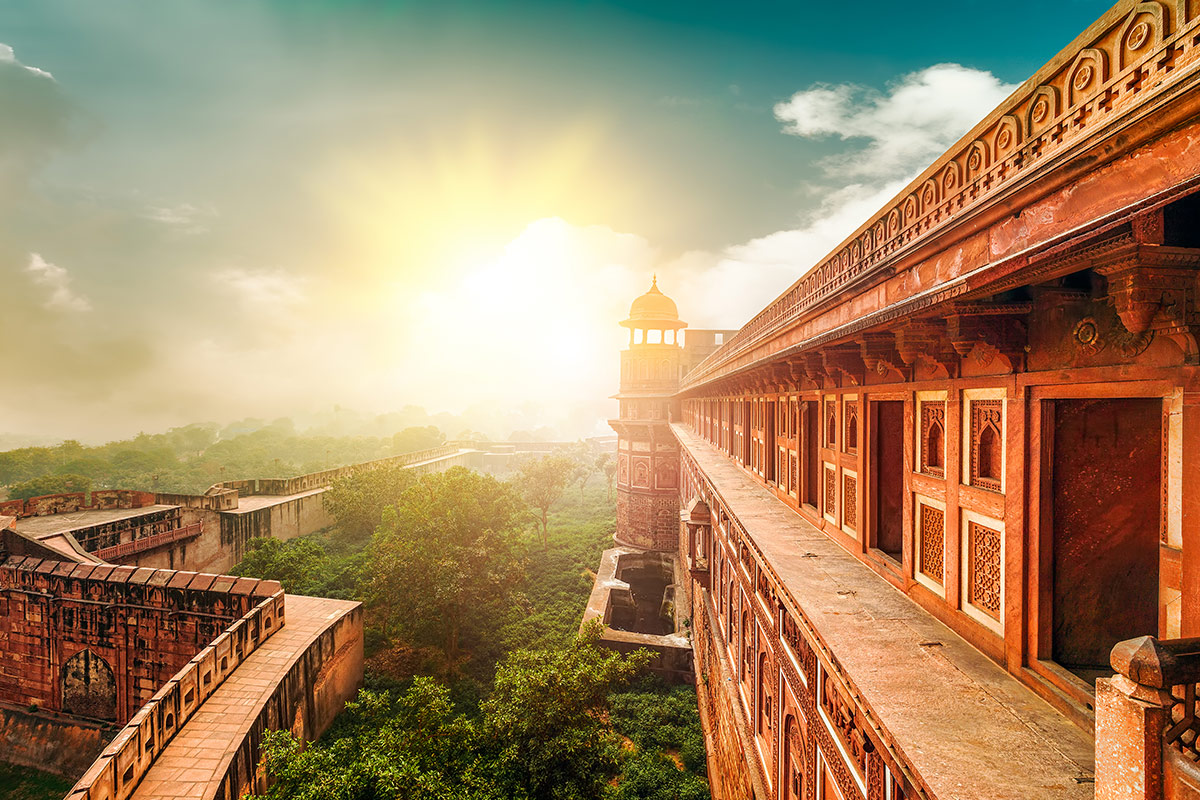 24 day India Grandeur with Singapore Airlines flights