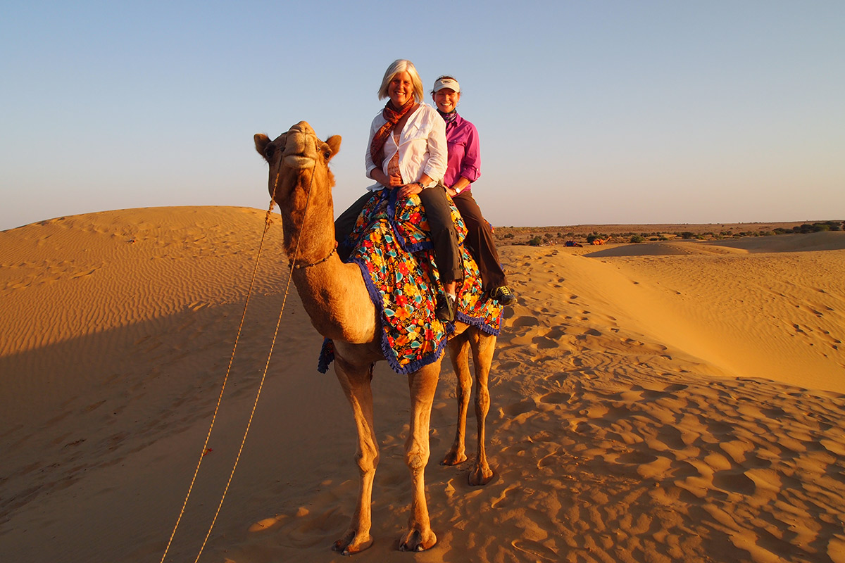 19 day Opulence of Rajasthan tour with Singapore Airlines flights
