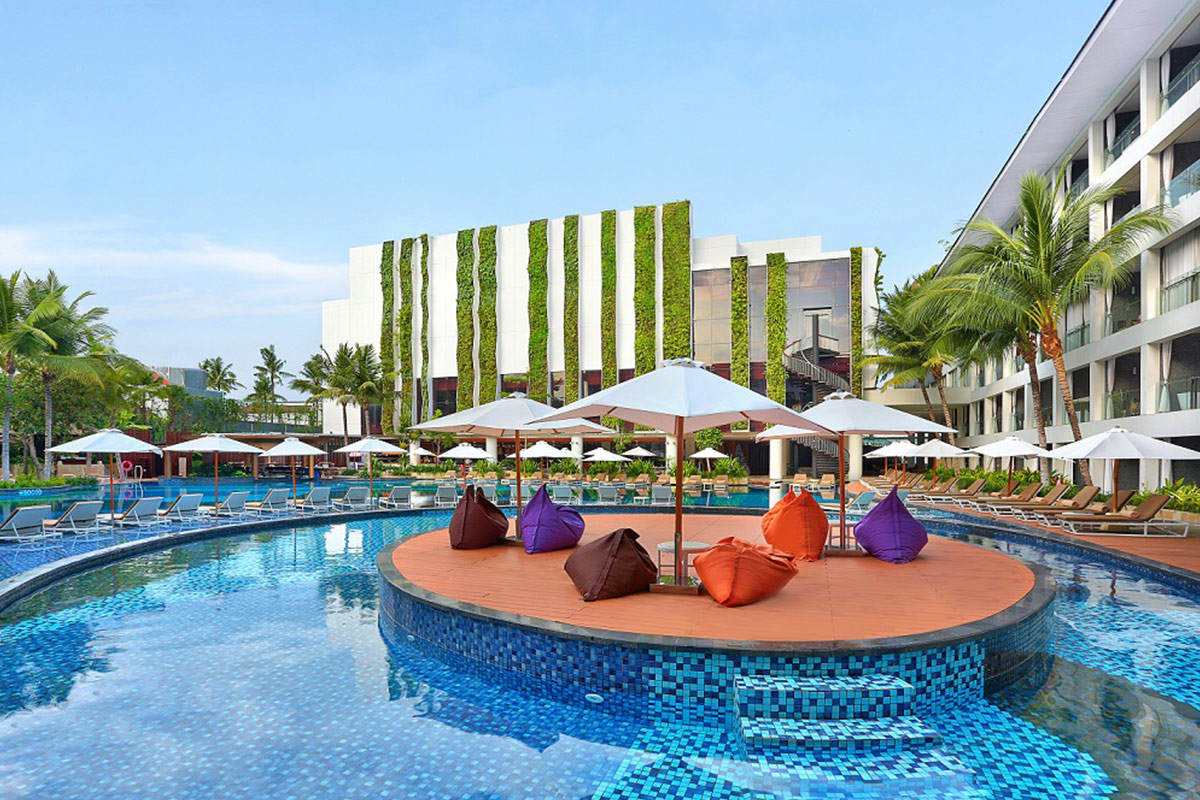 6 day 5-star Retreat to Bali with Qantas flights