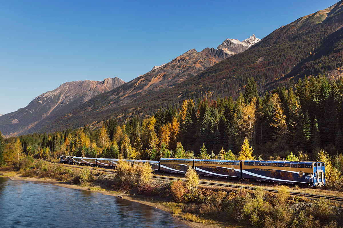 15 day Classic Canada tour with Rocky Mountaineer, Alaska cruise and flights