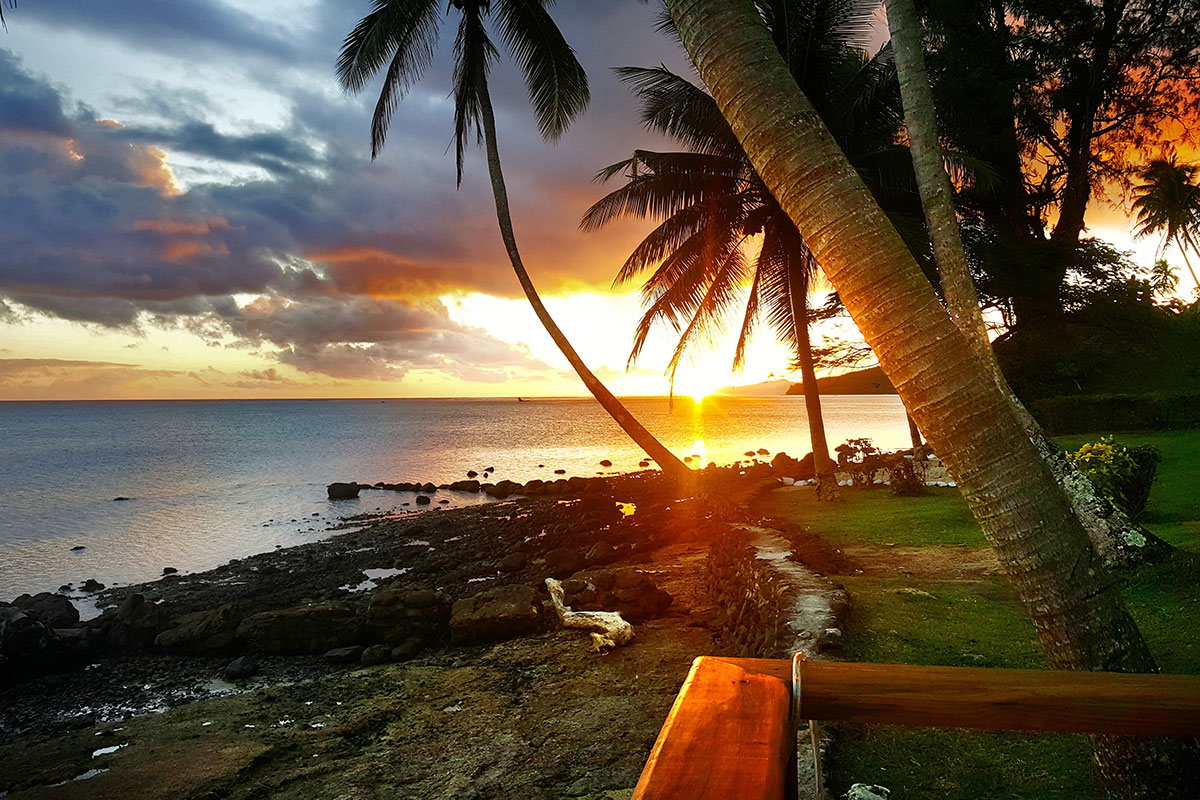 5 or 7 nights at Crusoe's Retreat, Fiji