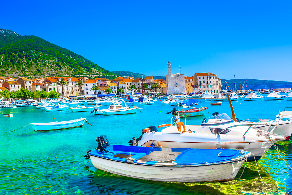14 day Unforgettable Croatia tour with luxury cruise and Emirates flights