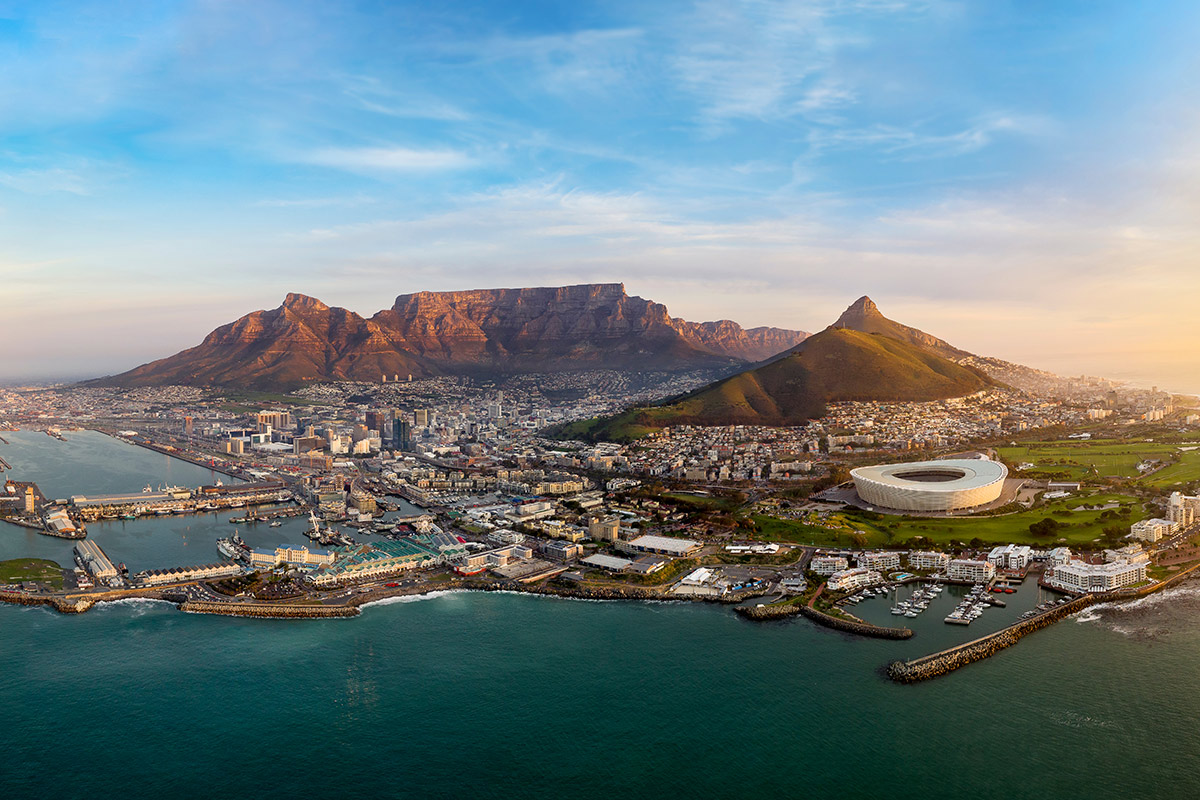 15 day Best of South Africa tour with Blue Train and flights