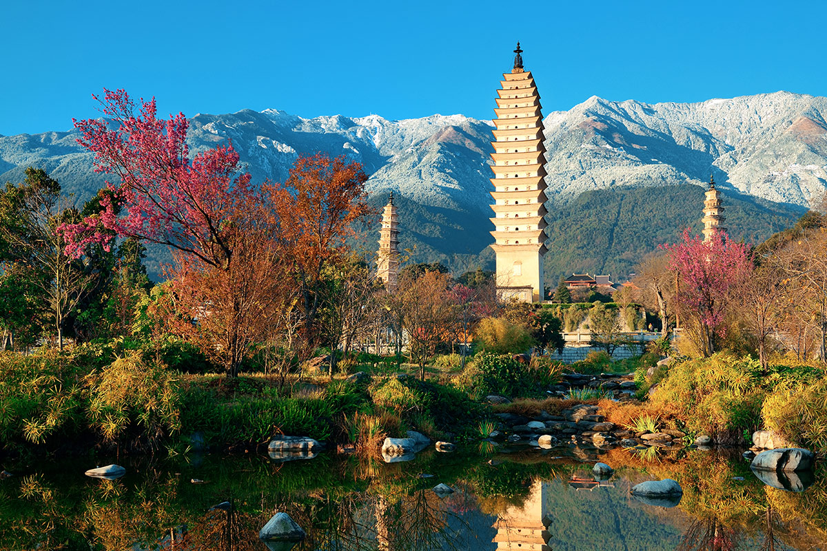 10 day Discover China's Yunnan Province tour with flights