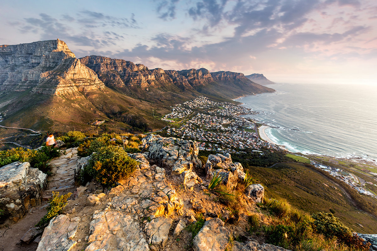 17 day Spectacular South Africa deluxe tour with flights