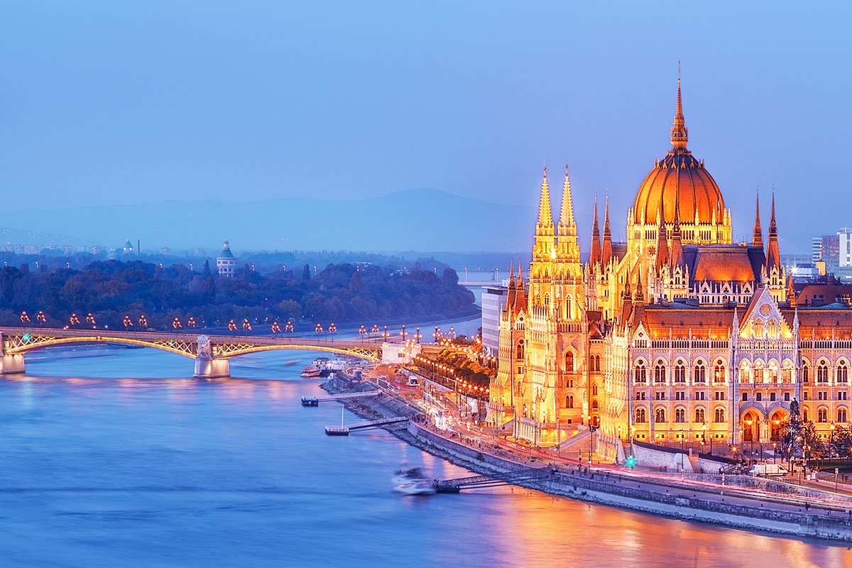 15 day Budapest to Prague river cruise with Emirates flights