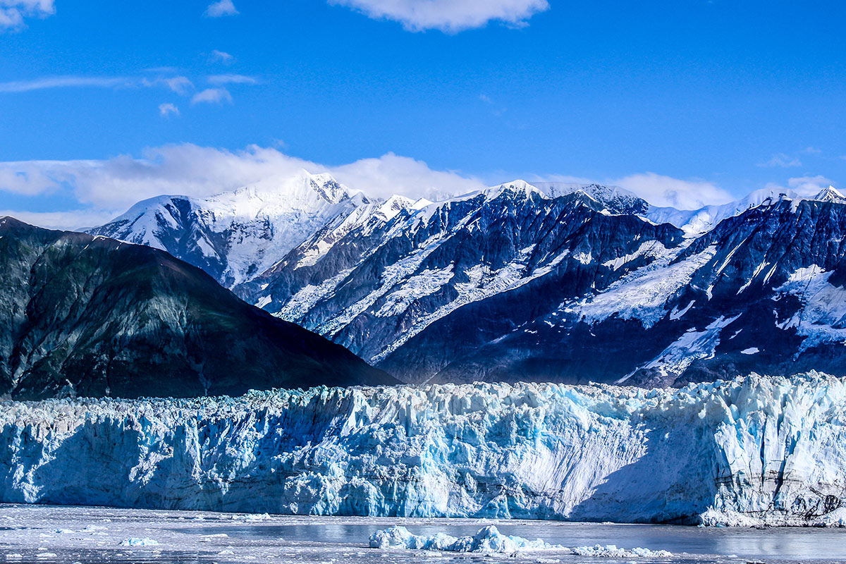 25 day Ultimate Canada and Alaska tour with Alaska cruise and flights
