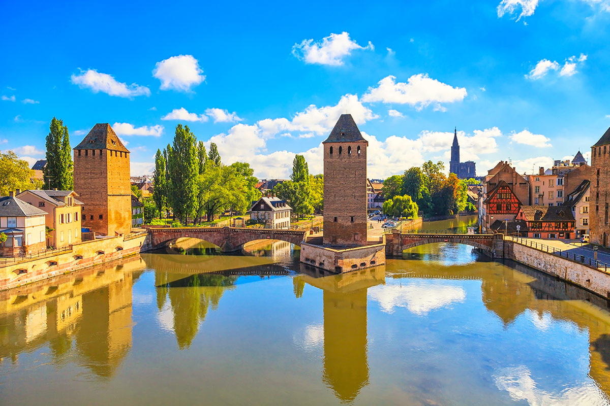 10 day Amsterdam to Basel river cruise with Emirates flights