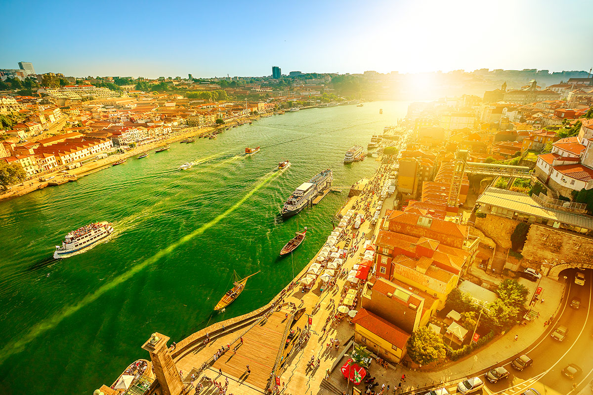 10 day Portugal and Spain river cruise with Emirates flights