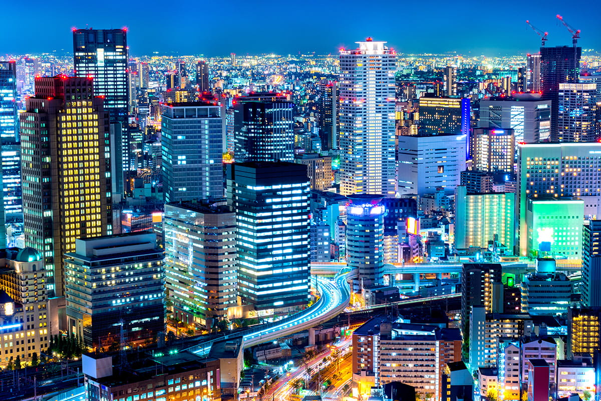7 day Japan Golden Route tour with Qantas flights