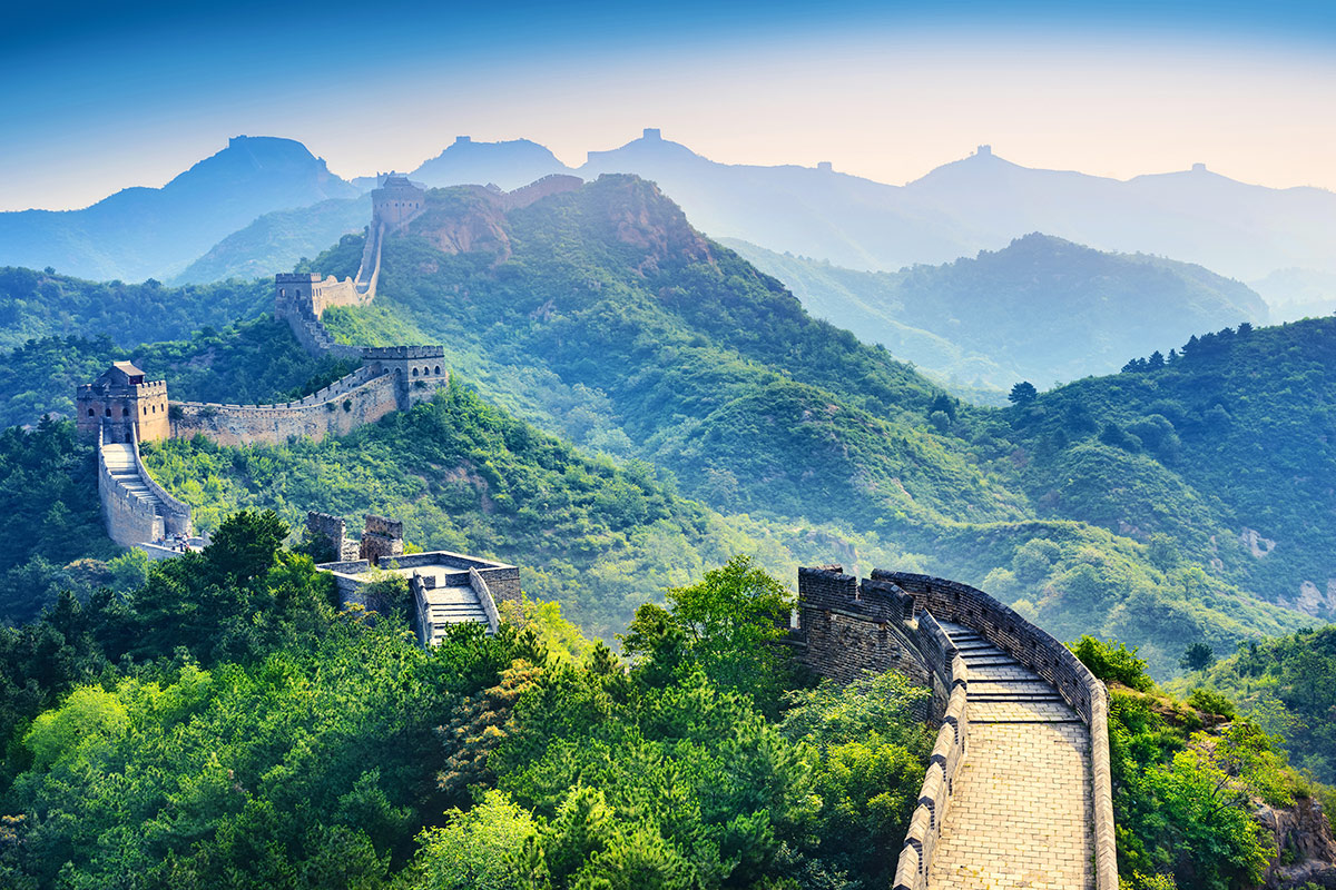 14 day Majestic China tour with Yellow Mountain and flights