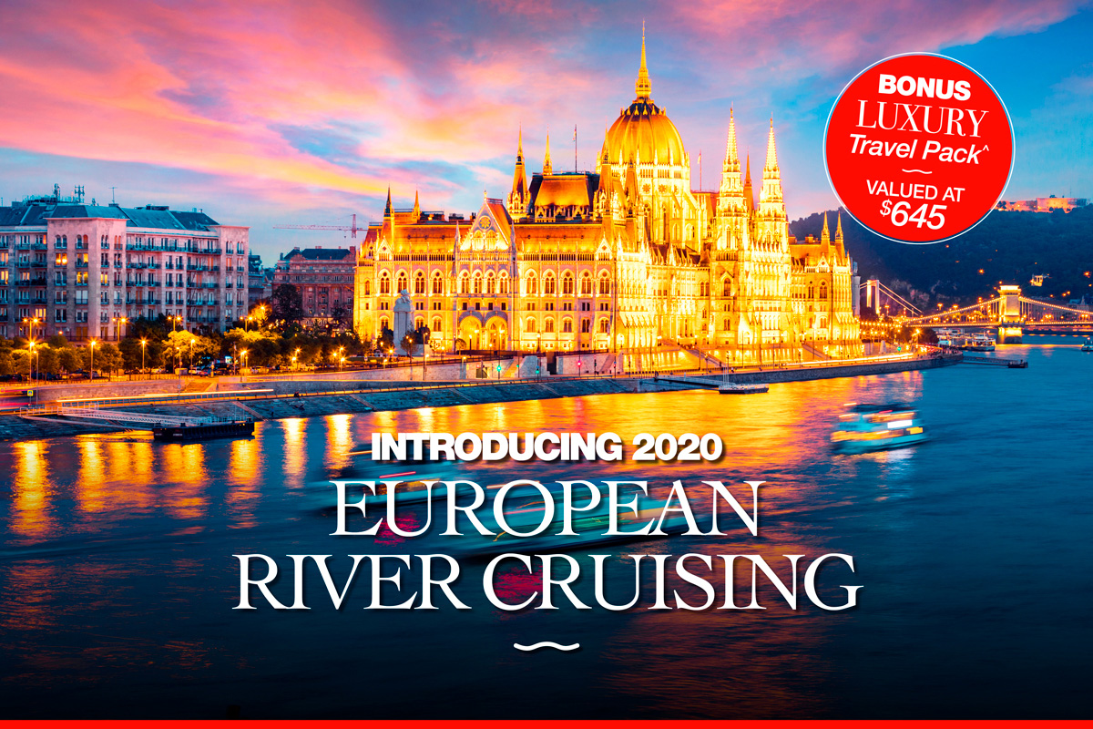 17 day Amsterdam to Budapest river cruise with Emirates flights