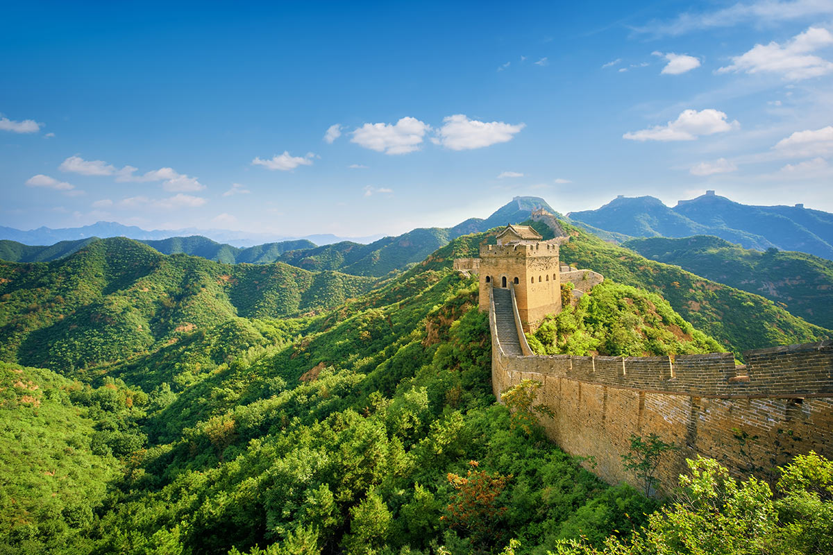 10 day Classic China tour with Qantas flights