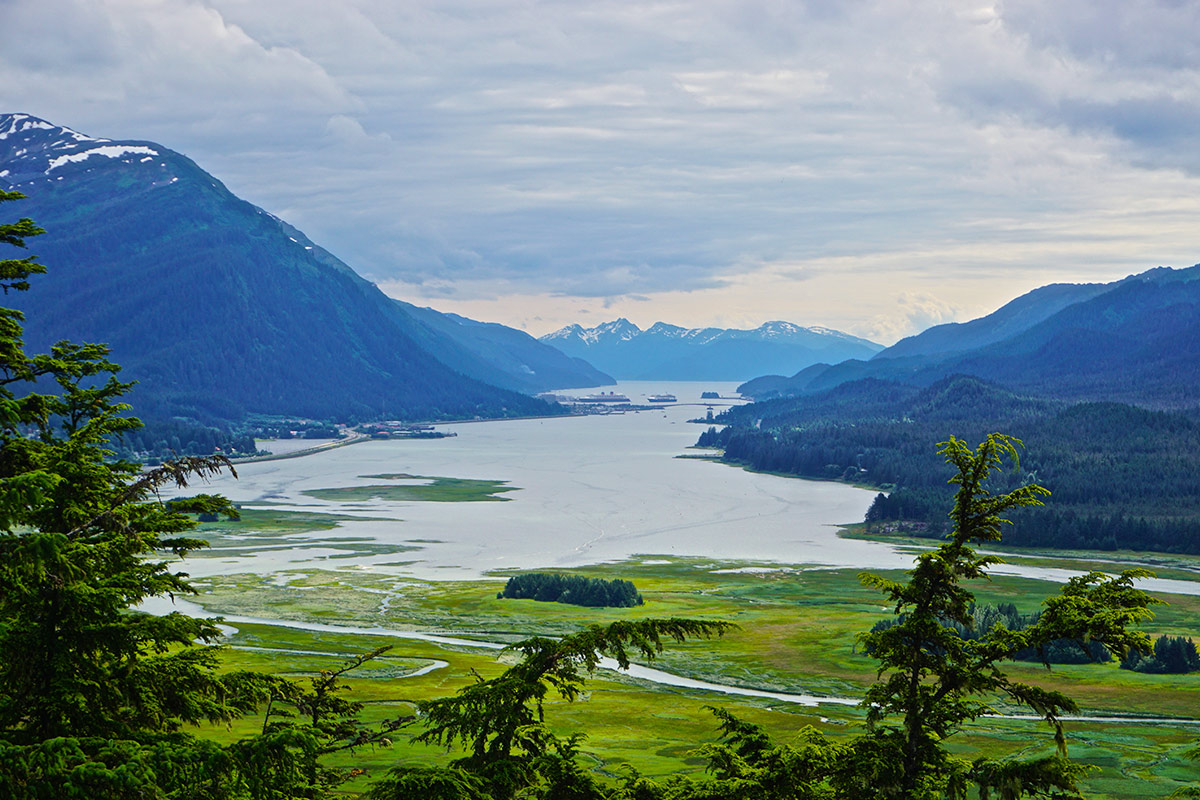 12 day Alaska cruise with Vancouver city stay and flights