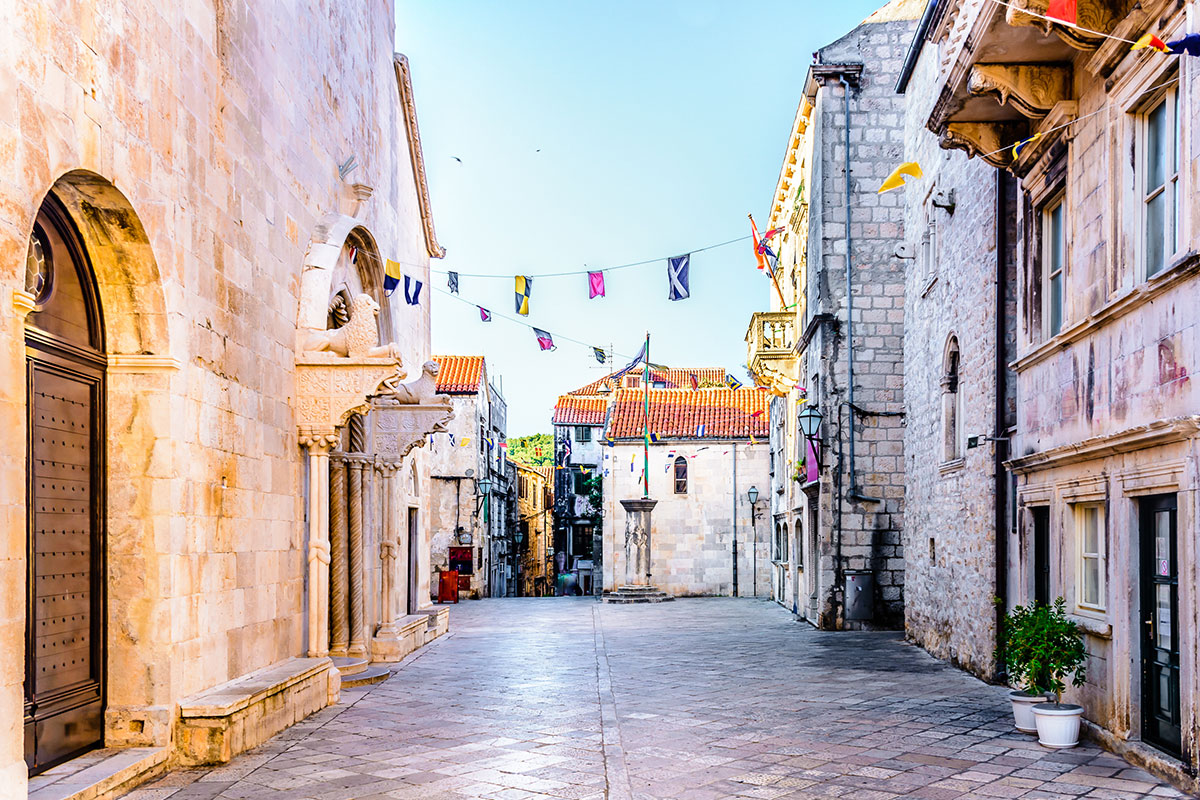 13 day Best of Croatia tour with Emirates flights