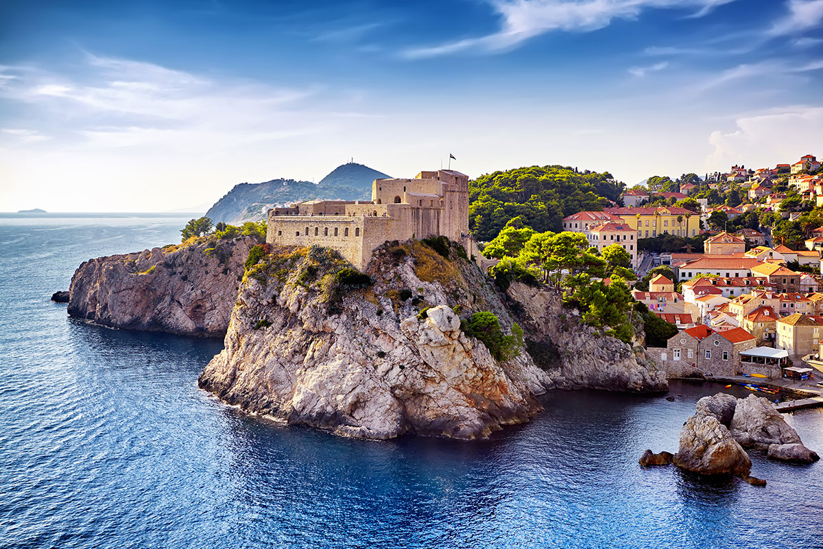 14 day Highlights of Croatia tour with luxury cruise and Emirates flights