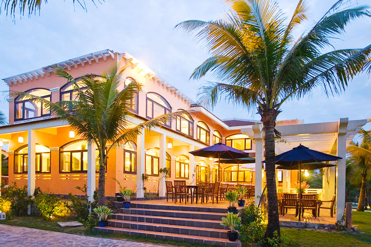 6 nights at Le Belhamy Beach Resort and Spa, Hoi An