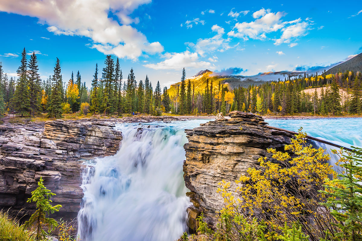 13 day Rocky Mountains in the Fall tour with flights