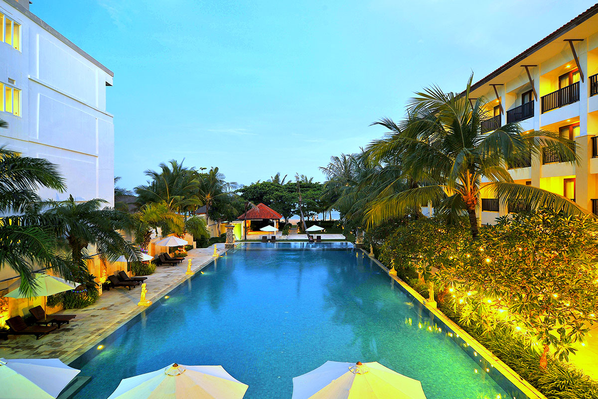 5 or 7 nights at Bali Relaxing Resort and Spa