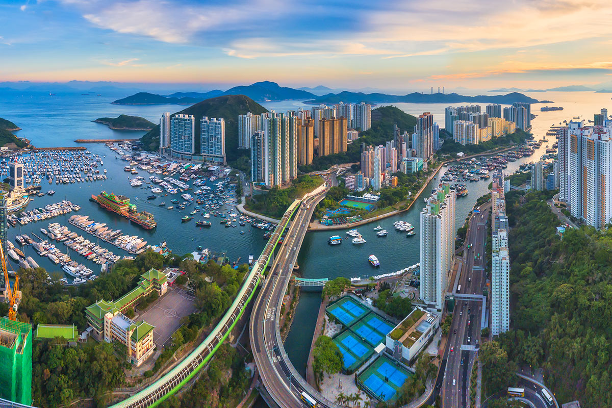 12 day South Korea tour with Hong Kong or Singapore stopover and flights