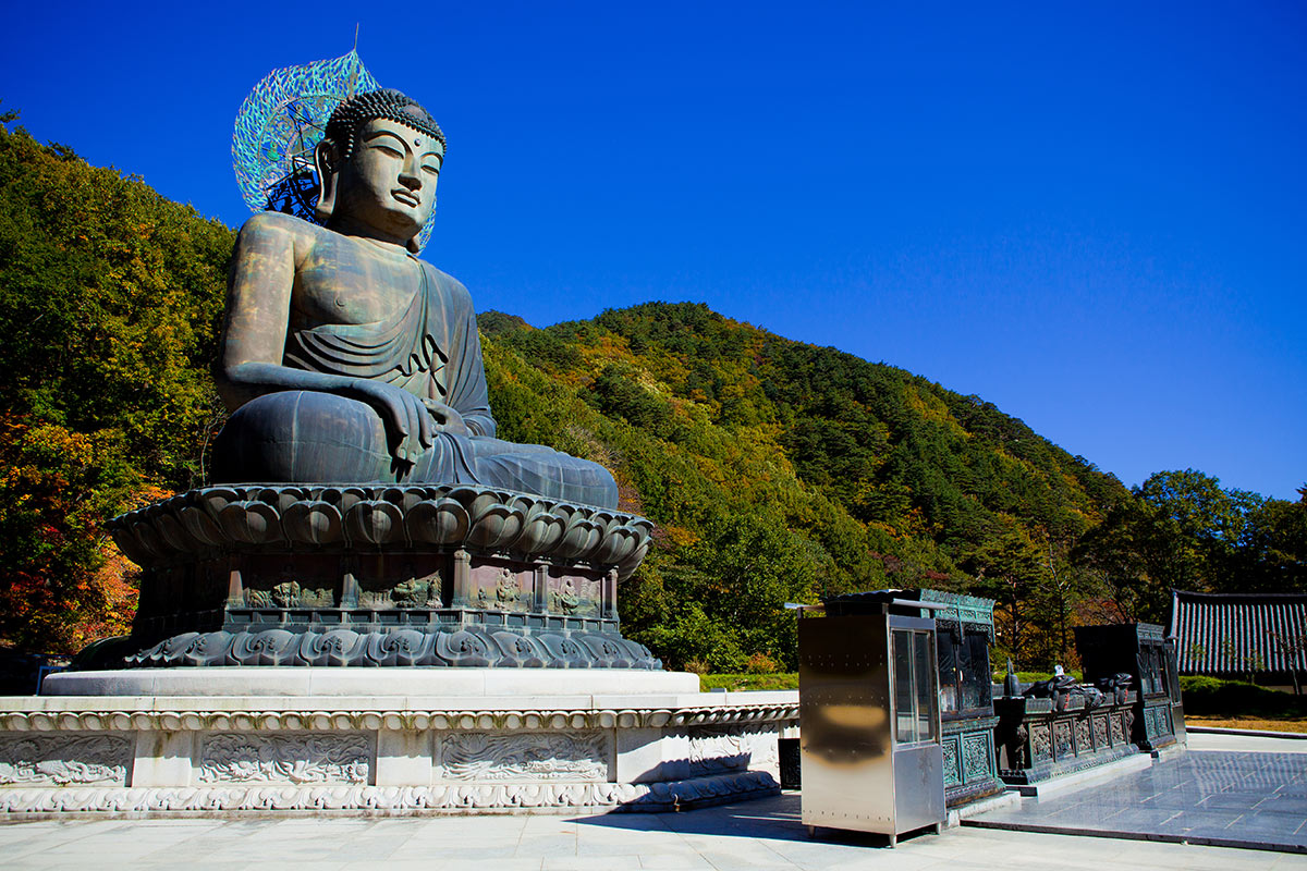 12 day South Korea tour with 5-star Hong Kong stopover and flights