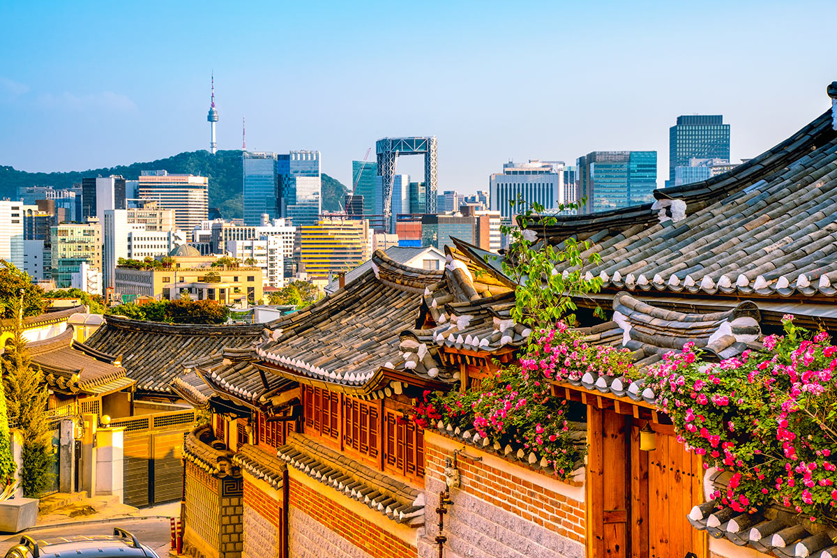 19 day South Korea and Taiwan tour with Hong Kong or Singapore stopover and flights