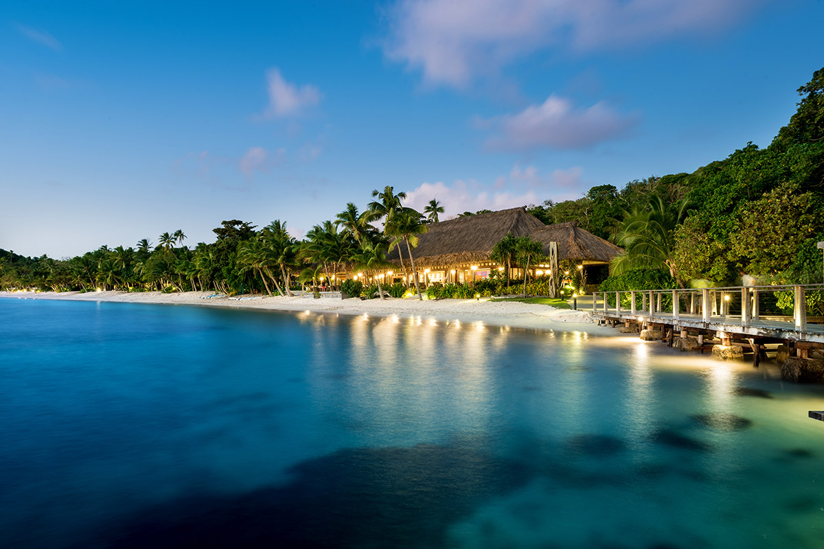 6 day Kokomo Private Island Fiji package with flights