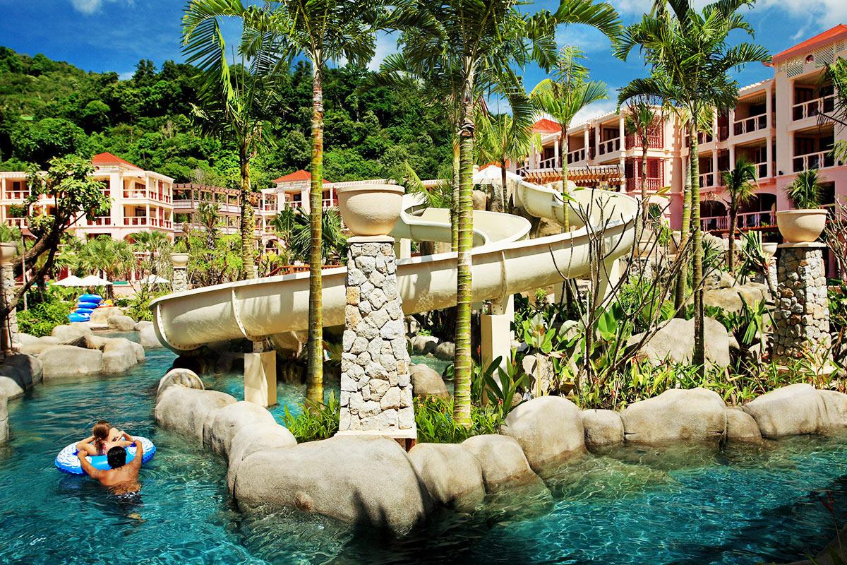 9 day Centara Bangkok and Phuket Resort package with flights