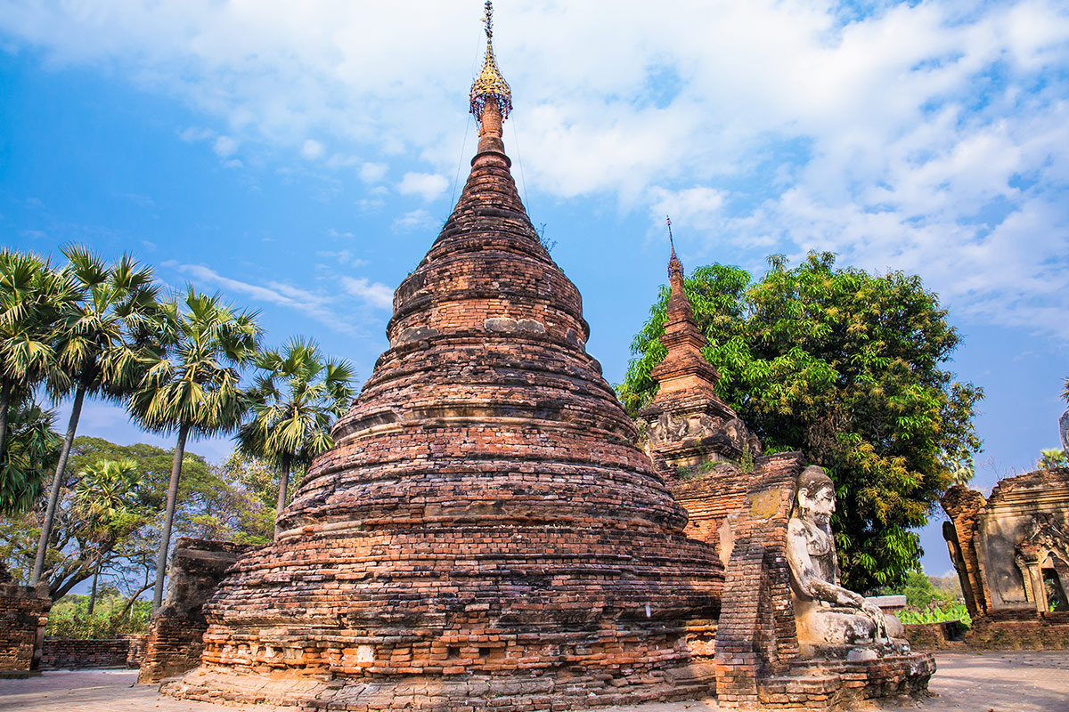 10 day Magical Myanmar tour with flights