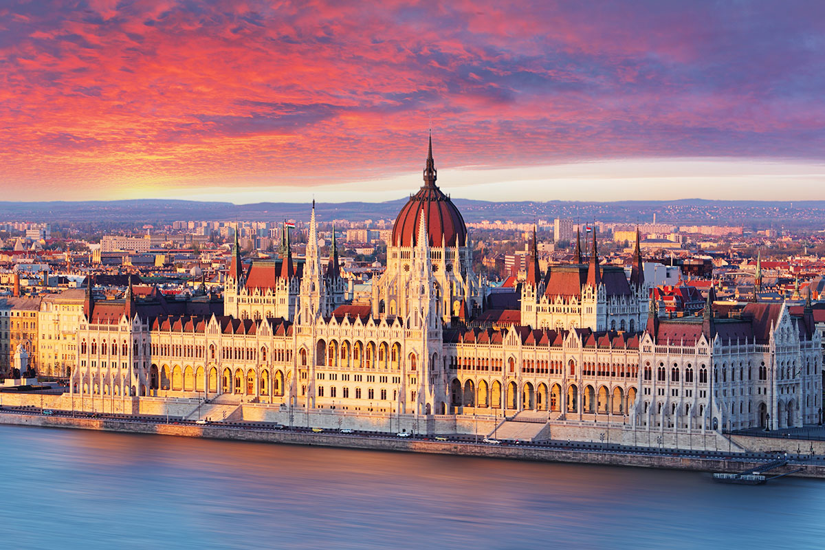 14 day Best of Austria and Hungary with Czech Republic and flights