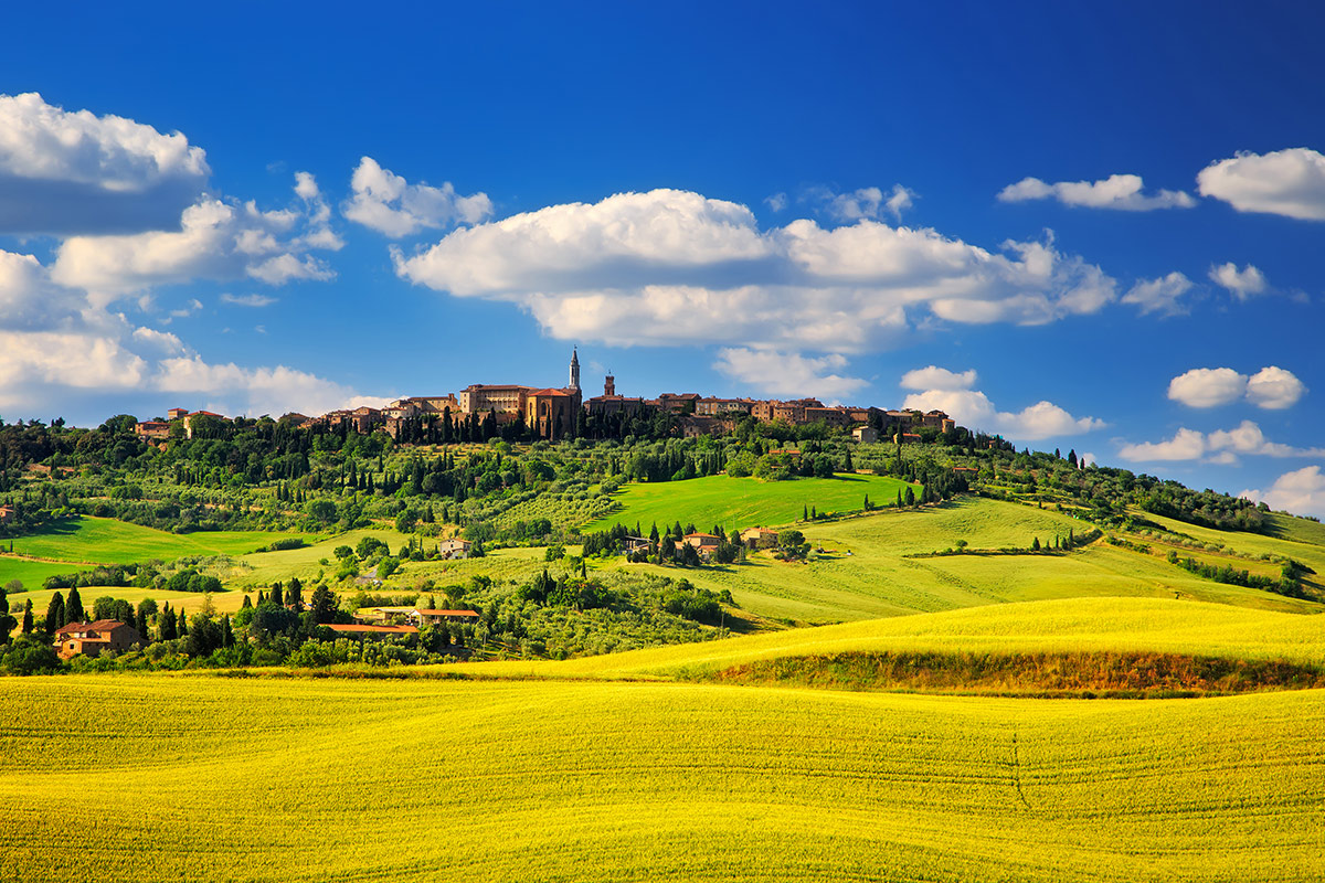 15 day Tuscan Discovery tour with flights