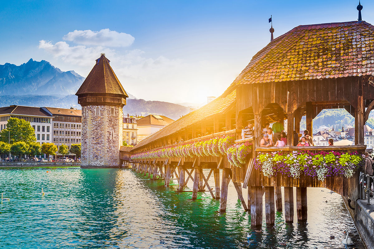 16 day European Whirl tour with flights