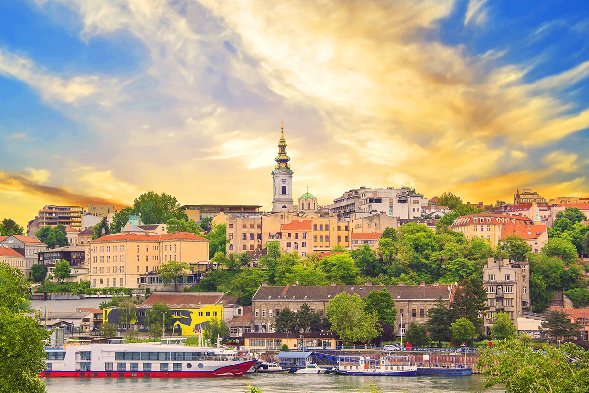 17 day Spectacular Balkans small group tour with flights