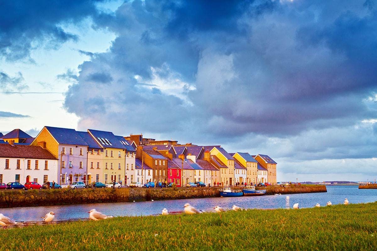 17 day Spectacular Ireland tour with Wild Atlantic Way and flights