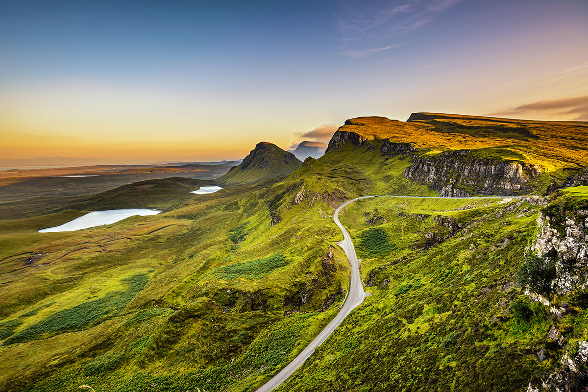 24 day Britain and Ireland Grandeur with flights