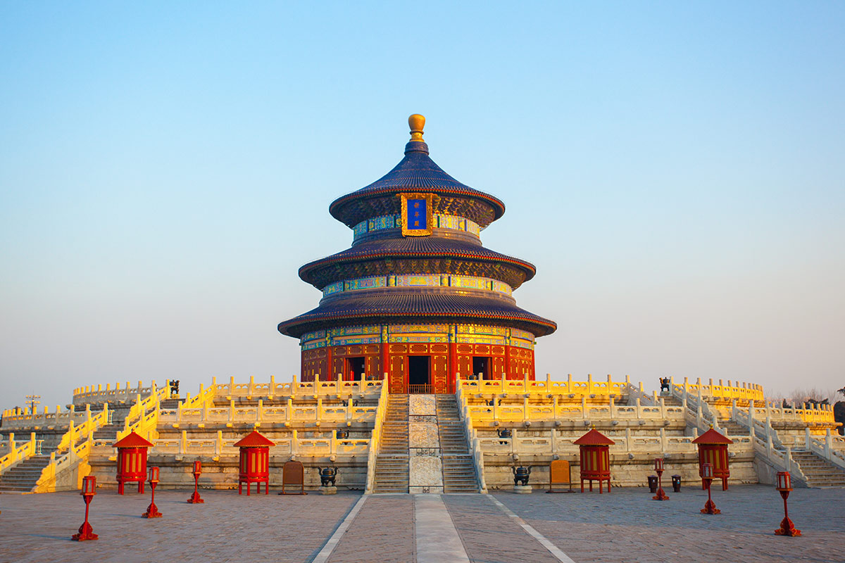 10 day China's Great Cities tour with flights