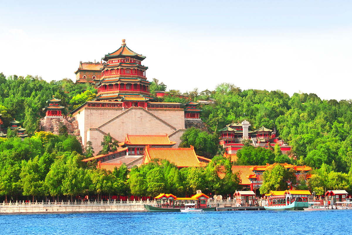 10 day Essence of China tour with flights