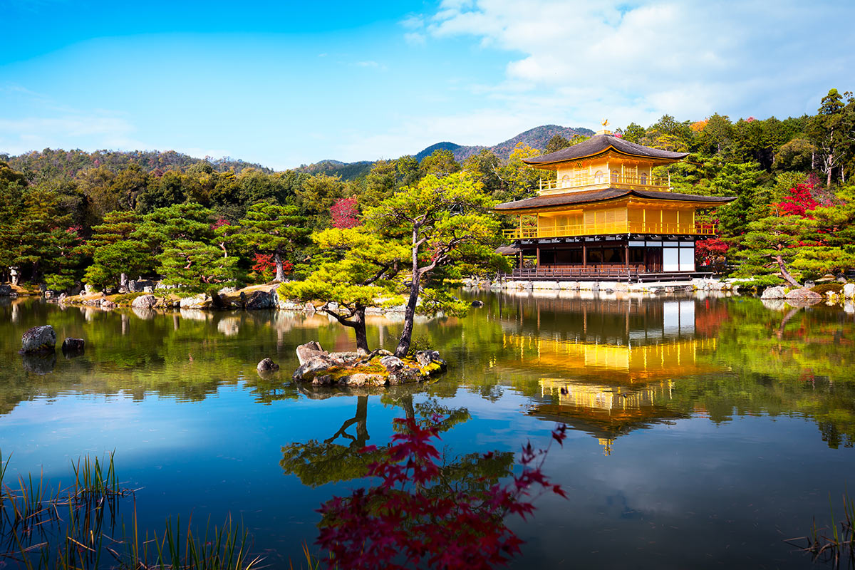 19 day Grand Japan tour with deluxe cruise and flights