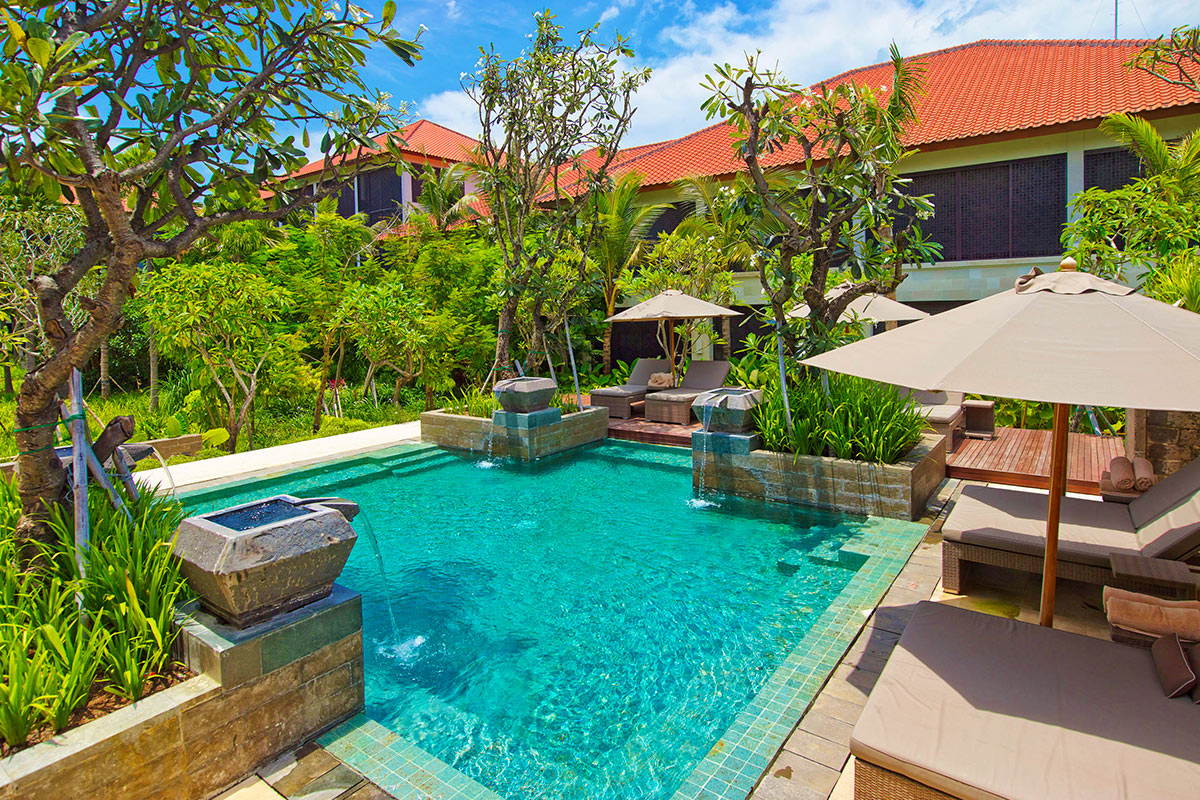 7 nights at the 5-star Fairmont Sanur Beach, Bali