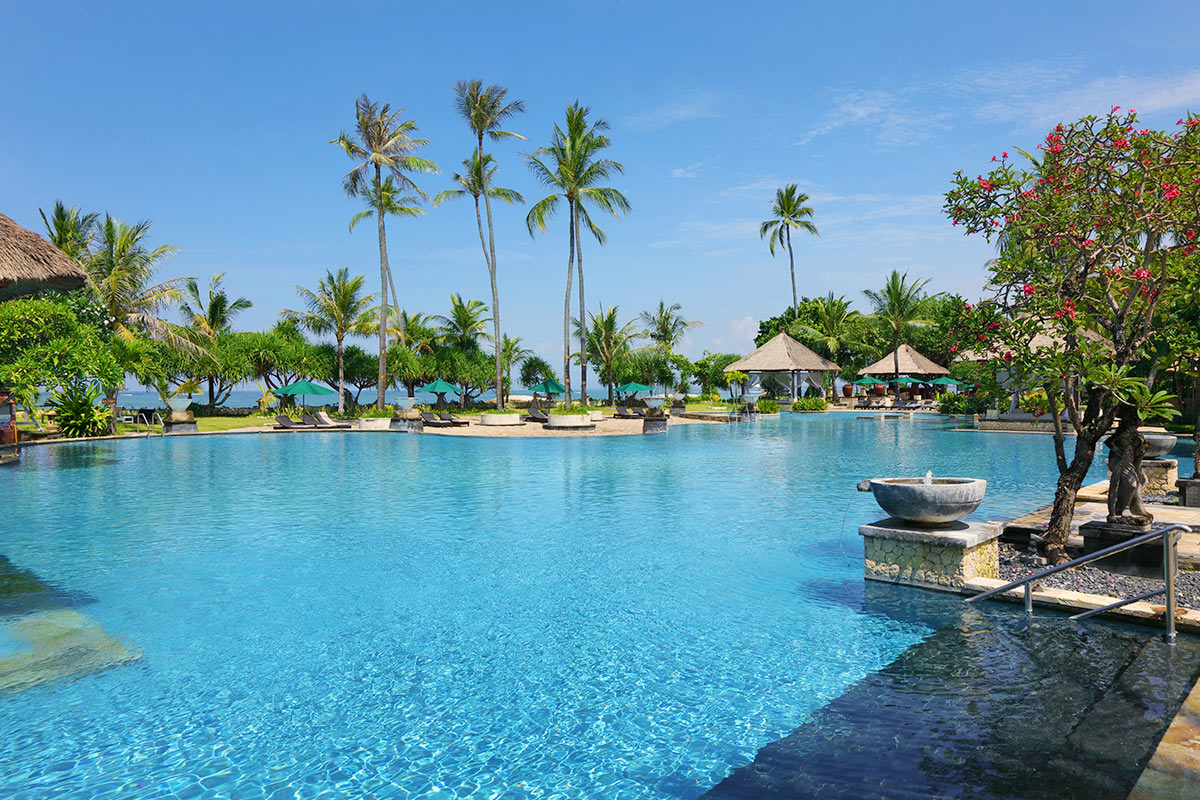 7 nights at The Patra Bali Resort & Villas