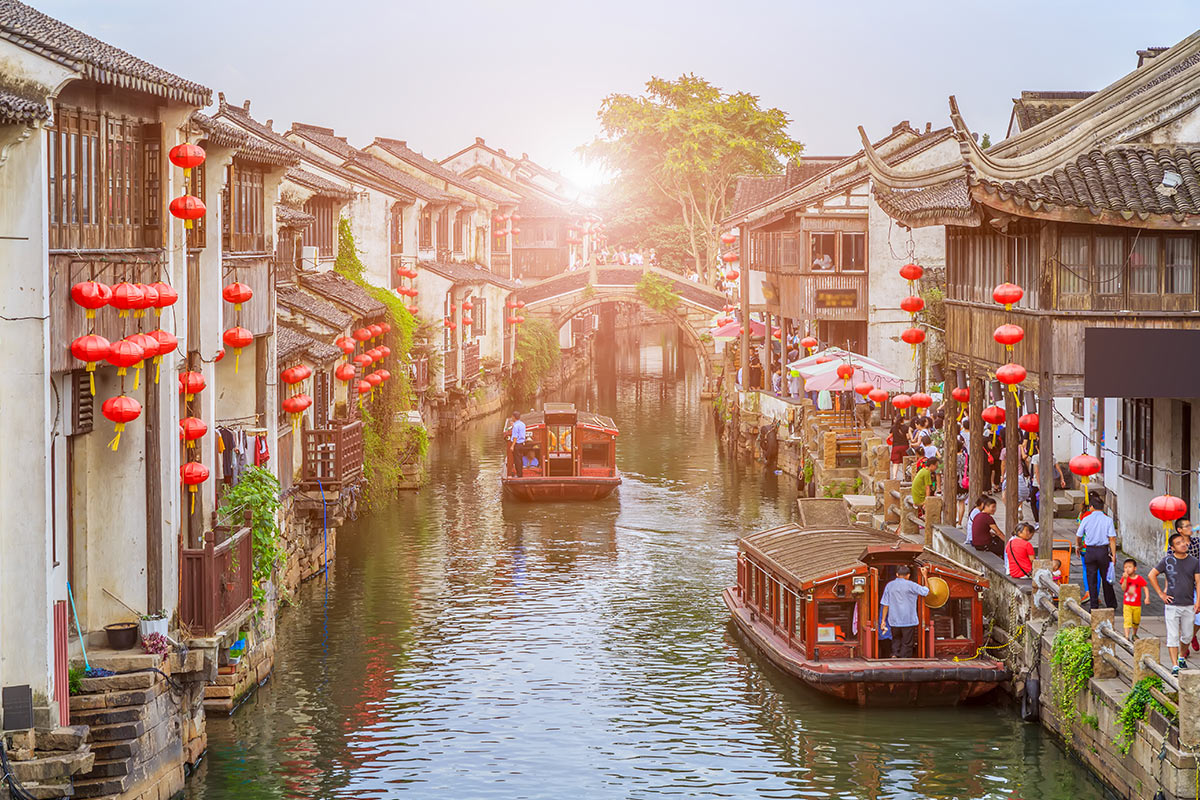 11 day Inspiring China tour with flights
