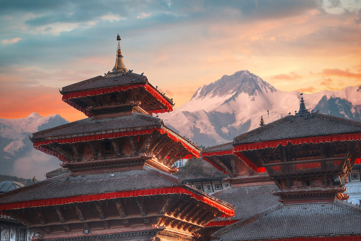 15 day Classic India and Nepal tour with flights
