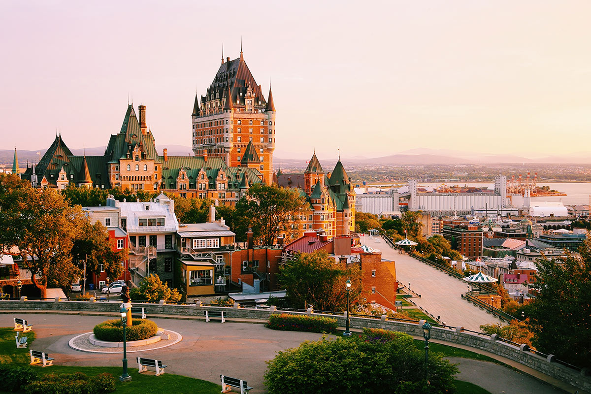 16 day Eastern Canada in the Fall cruise with New York City and flights