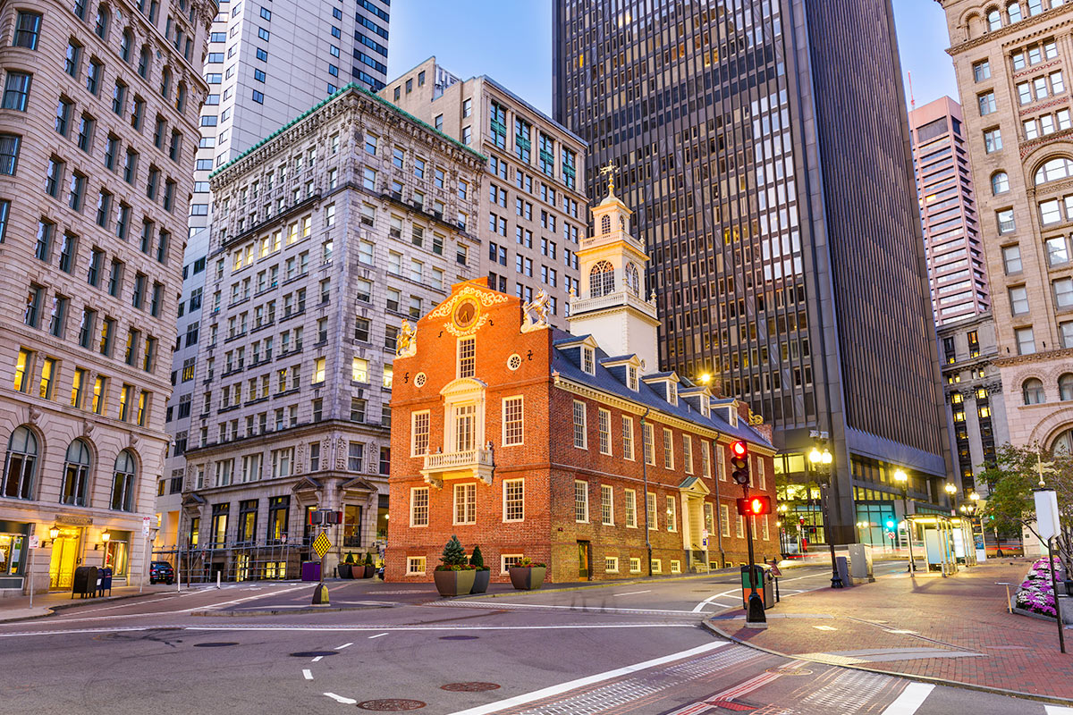 16 day New York and New England cruise package with flights