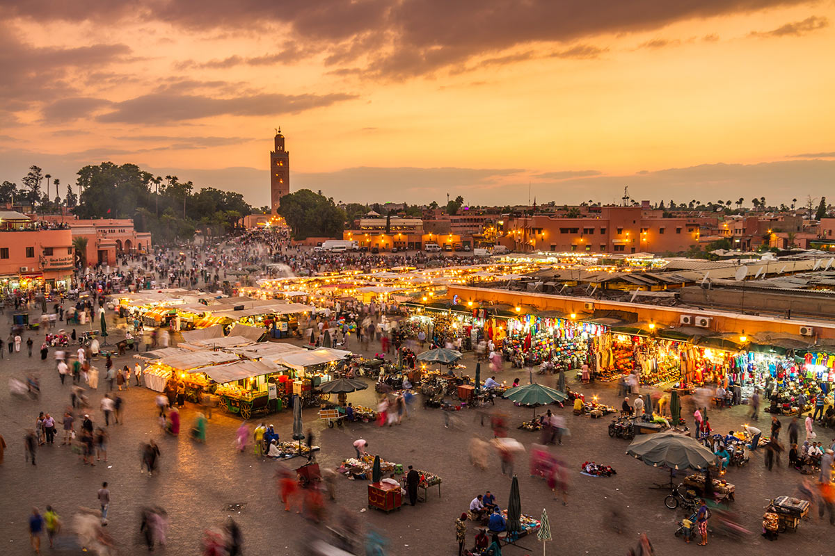 17 day Best of Morocco tour with flights